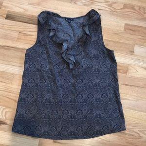 Gap short sleeve blouse